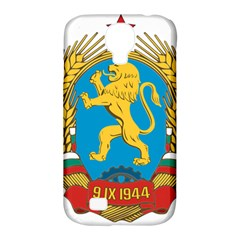 Coat Of Arms Of Bulgaria (1948 1968) Samsung Galaxy S4 Classic Hardshell Case (pc+silicone)