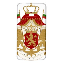 Coat Of Arms Of Bulgaria (1881 1927) Samsung Galaxy S5 Back Case (white)