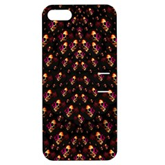 Skulls In The Dark Night Apple Iphone 5 Hardshell Case With Stand