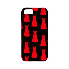 Dresses Seamless Pattern Apple iPhone 5 Classic Hardshell Case (PC+Silicone)