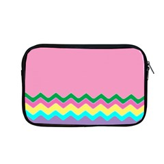 Easter Chevron Pattern Stripes Apple Macbook Pro 13  Zipper Case