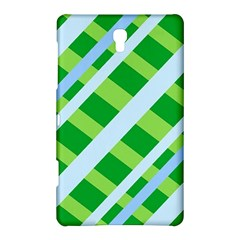 Fabric Cotton Geometric Diagonal Samsung Galaxy Tab S (8.4 ) Hardshell Case