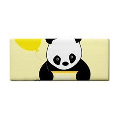 First Birthday Panda Card Cosmetic Storage Cases
