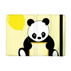 First Birthday Panda Card iPad Mini 2 Flip Cases
