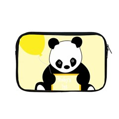 First Birthday Panda Card Apple Macbook Pro 13  Zipper Case