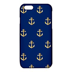 Gold Anchors Background iPhone 6/6S TPU Case