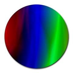 Graphics Gradient Colors Texture Round Mousepads