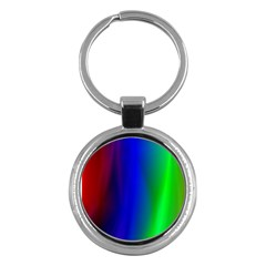 Graphics Gradient Colors Texture Key Chains (Round)