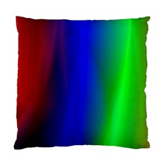 Graphics Gradient Colors Texture Standard Cushion Case (One Side)