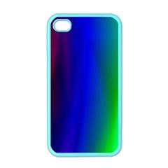 Graphics Gradient Colors Texture Apple iPhone 4 Case (Color)