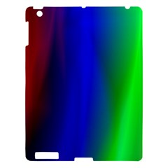 Graphics Gradient Colors Texture Apple iPad 3/4 Hardshell Case