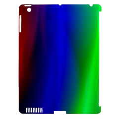 Graphics Gradient Colors Texture Apple iPad 3/4 Hardshell Case (Compatible with Smart Cover)
