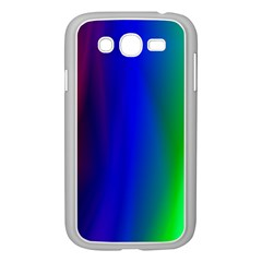 Graphics Gradient Colors Texture Samsung Galaxy Grand DUOS I9082 Case (White)