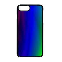 Graphics Gradient Colors Texture Apple Iphone 7 Plus Seamless Case (black)