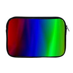 Graphics Gradient Colors Texture Apple Macbook Pro 17  Zipper Case