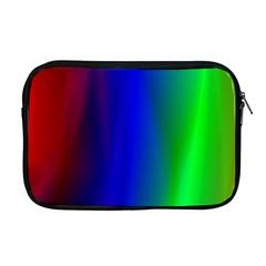 Graphics Gradient Colors Texture Apple Macbook Pro 17  Zipper Case