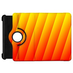 Graphics Gradient Orange Red Kindle Fire HD 7