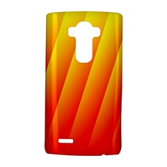 Graphics Gradient Orange Red LG G4 Hardshell Case