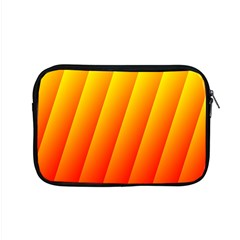 Graphics Gradient Orange Red Apple Macbook Pro 15  Zipper Case