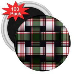 Hintergrund Tapete 3  Magnets (100 pack)