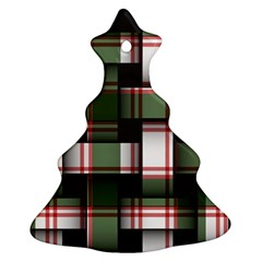 Hintergrund Tapete Christmas Tree Ornament (Two Sides)