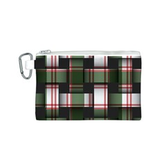 Hintergrund Tapete Canvas Cosmetic Bag (S)