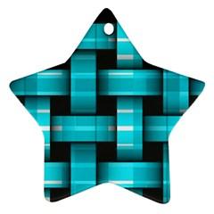 Hintergrund Tapete Ornament (Star)