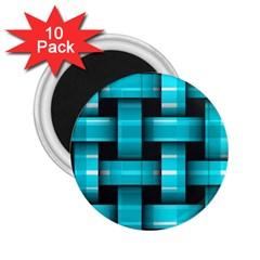 Hintergrund Tapete 2.25  Magnets (10 pack)