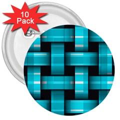 Hintergrund Tapete 3  Buttons (10 pack)