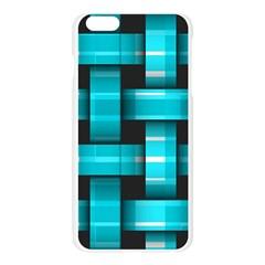 Hintergrund Tapete Apple Seamless iPhone 6 Plus/6S Plus Case (Transparent)