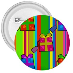 Holiday Gifts 3  Buttons