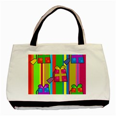 Holiday Gifts Basic Tote Bag (Two Sides)