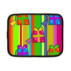 Holiday Gifts Netbook Case (Small)
