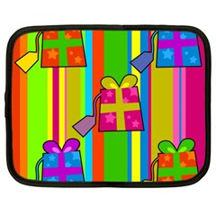 Holiday Gifts Netbook Case (XL)