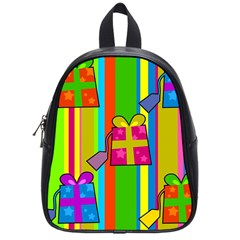 Holiday Gifts School Bags (Small)