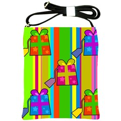 Holiday Gifts Shoulder Sling Bags