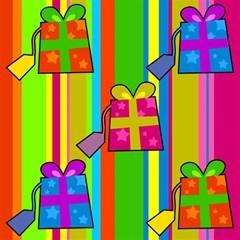 Holiday Gifts Magic Photo Cubes