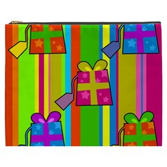 Holiday Gifts Cosmetic Bag (XXXL)
