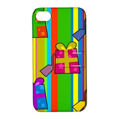 Holiday Gifts Apple iPhone 4/4S Hardshell Case with Stand