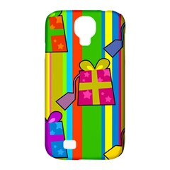 Holiday Gifts Samsung Galaxy S4 Classic Hardshell Case (PC+Silicone)