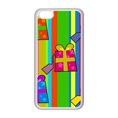 Holiday Gifts Apple iPhone 5C Seamless Case (White)