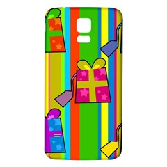 Holiday Gifts Samsung Galaxy S5 Back Case (white)