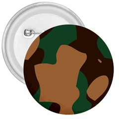 Military Camouflage 3  Buttons