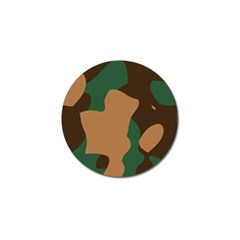 Military Camouflage Golf Ball Marker (10 pack)