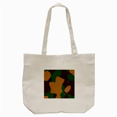 Military Camouflage Tote Bag (Cream)