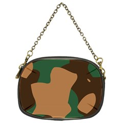 Military Camouflage Chain Purses (One Side)
