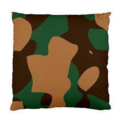 Military Camouflage Standard Cushion Case (One Side)