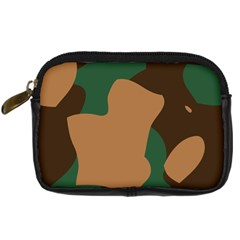 Military Camouflage Digital Camera Cases