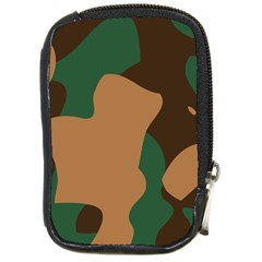 Military Camouflage Compact Camera Cases