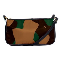 Military Camouflage Shoulder Clutch Bags